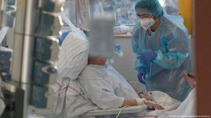 Coronavirus: Alemania rompe sus registros y suma 1.129 muertos