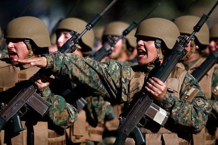 El necesario control del patrimonio de las Fuerzas Armadas