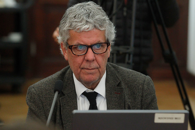 Ex ministro Eyzaguirre: