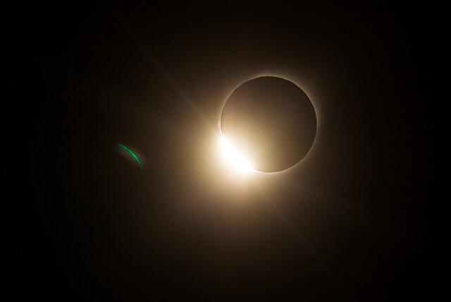 Meteorología pronostica nublado y chubascos para el día del eclipse en regiones del Biobío y La Araucanía