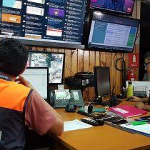 Registran sismo en regiones del Biobío, La Araucanía, Los Ríos y Los Lagos