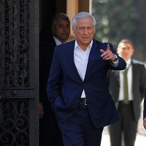 """Heraldo Muñoz sale al paso del """"escaño reservado"""" de Chahin en Ñuñoa: """"Nuestra postura en la comuna se inclina hacia la primaria"""""""