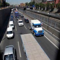 Precio del TAG subirá 2,7% en autopistas de Santiago a partir del 1 de enero