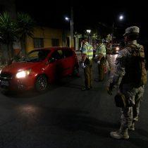 829 personas fueron detenidas durante noche de Año Nuevo: 327 de ellas en horario de toque de queda