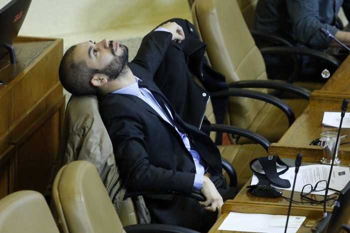 "Diputado Garín confirma que será candidato a constituyente: ""Me quedan solo tres semanas en el Congreso"""