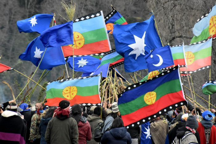 Conflictos en La Araucanía y la nueva Constitución