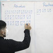 """Comité Lista Única por el Apruebo: """"Si la oposición se divide en 4 listas, la derecha podría obtener más del 50% de los constituyentes"""""""