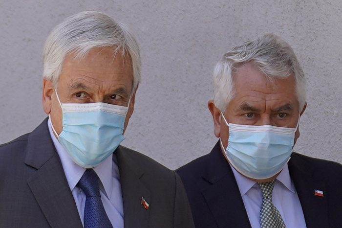 Ministro Paris destaca autodenuncia del Presidente Piñera y da por cerrada la polémica: