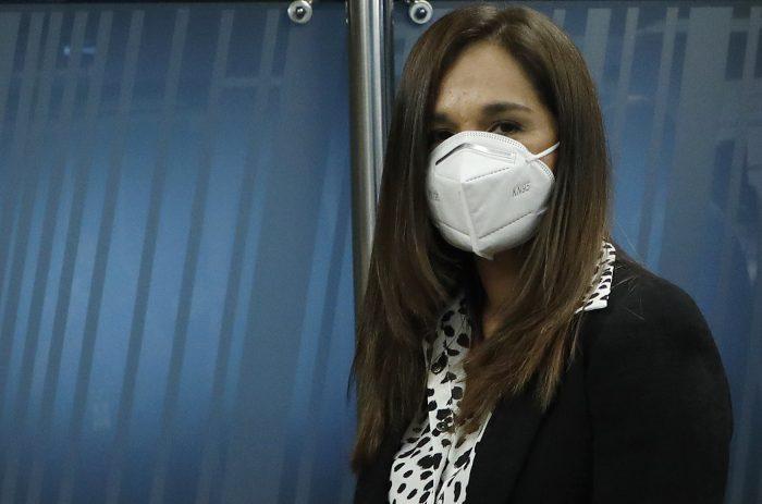 Presidenta del CPLT criticó difusión de datos de persona contagiada con cepa británica del covid-19