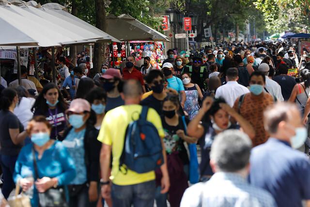 Covid-19 en Chile: 26.290 casos activos y más de 4 mil nuevos contagios por cuarto día seguido