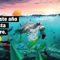 Lanzan campaña para evitar consumo de cotillón y plásticos desechables en fiestas de fin de año