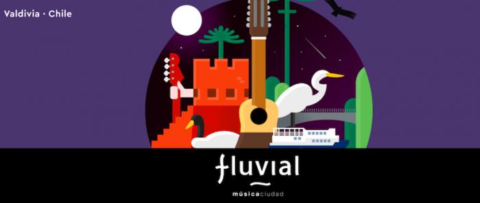 Evento musical Fluvial 2020 vía online