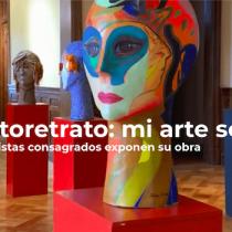 """Exposición colectiva """"Autorretrato: mi arte soy yo"""" vía online"""