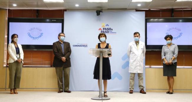 Ministerio de Salud informa llegada al país de nueva cepa del Covid-19 proveniente del Reino Unido
