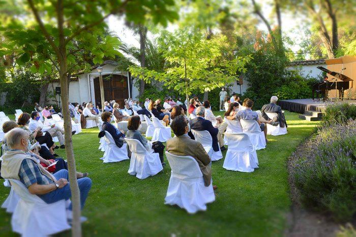 Conciertos de Verano online en Lo Matta Cultural