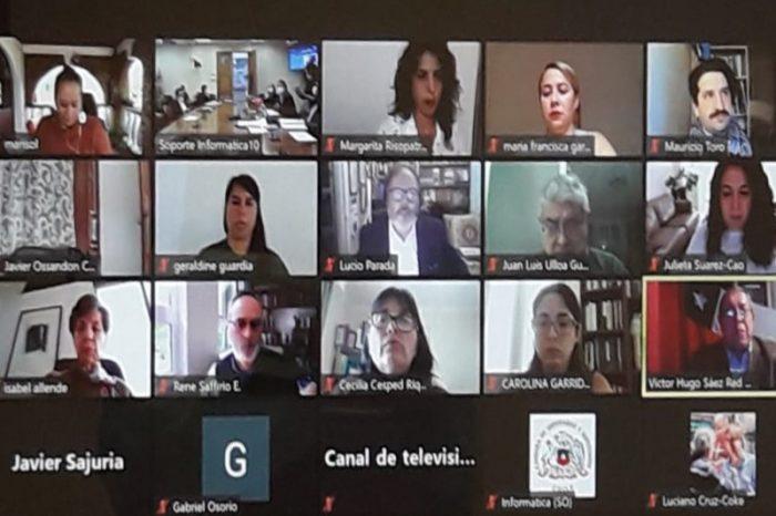 Comisión de Constitución de la Cámara aprobó voto de chilenos en el exterior para elegir integrantes de la convención constitucional