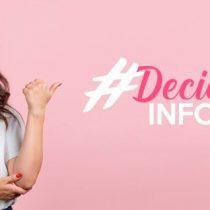 #DecidoInformada: plataforma virtual busca acercar la educación sexual y reproductiva a las mujeres