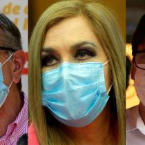 Encuesta Data Influye: Jadue, Lavín y Jiles siguen a la cabeza de las preferencias presidenciales