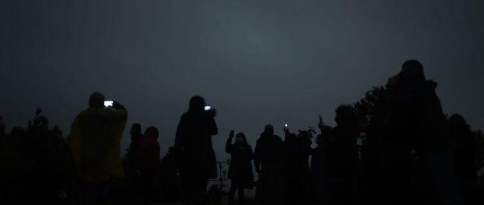 Ministerio de Ciencia destacó vínculo intercultural del eclipse total de sol