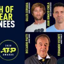 Por segundo año consecutivo: Nicolás Massú es nominado a mejor entrenador del año
