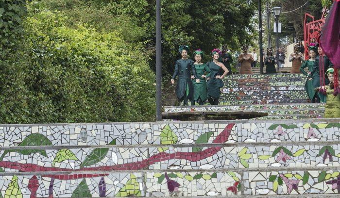 El mosaico como herramienta creativa y emocional para niñas, niños yadolescentes del Sename