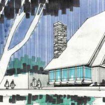 Académico de la UMAG presentará libro sobre la obra del arquitecto magallánico Miguel García Fernández
