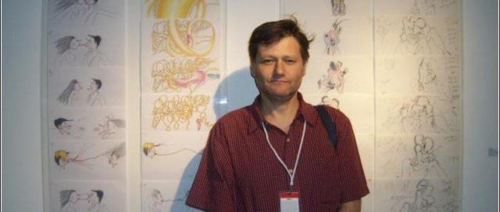 """Animador chileno Tomás Welss: """"En un escenario en el que parece que todo se está cayendo a pedazos, el humor es importante"""""""