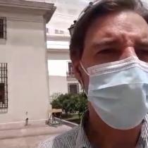 Hernán Leighton desde La Moneda: Equipos de Hacienda, Trabajo y Segpres desplegados para conseguir aprobación de segundo retiro del 10%