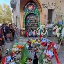 Con intervención policial terminó conmemoración en el memorial de Mauricio Fredes a un año de su muerte