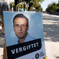 """Opositor ruso Alexei Navalni """"desenmascaró"""" a agentes que lo envenenaron"""
