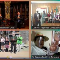 Premio a la Cultura Tradicional  Margot Loyola 2020 reconoce a representantes aymara, mapuche y chilote