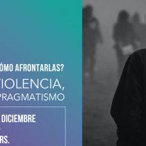 """Ciclo de Conversaciones 2020 - """"Violencias en Chile: ¿Cómo afrontarlas?"""" vía online"""