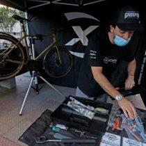 Inauguran puntos demecánica gratuita para bicicletas en busca de prevenir accidentesde tránsito