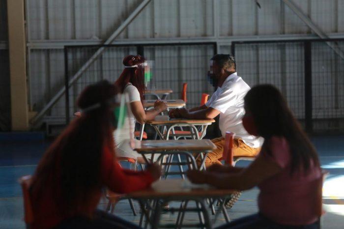 Bajo estricto protocolo: Ministerio de Justicia y Gendarmería dan inicio a las primeras visitas carcelarias en medio de la pandemia