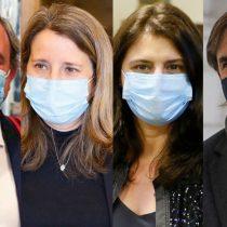 Diputados de Chile Vamos se reunieron con el ministro de Hacienda para proponer el bono Covid-19 para personal de salud