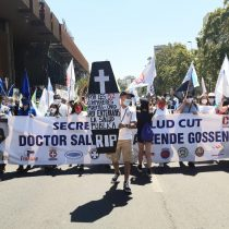 Gremios de la Salud Pública anuncian nuevas movilizaciones y paros ante negativa del Gobierno: piden apoyo en el Congreso