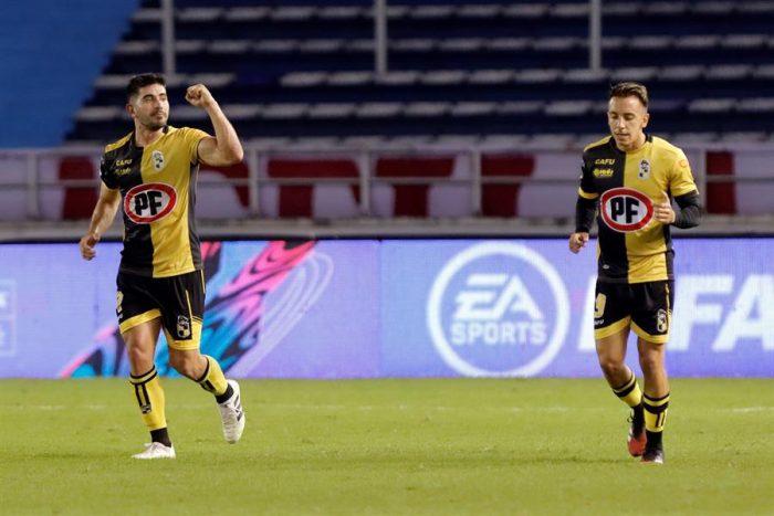 Coquimbo dio el primer golpe en Colombia ante Junior y sueña con la semifinal de la Copa Sudamericana