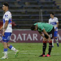 Copa Sudamericana: Católica cayó pero clasificó a cuartos y La Calera quedó eliminado por penales