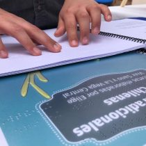 Lanzan primer recetario en Braille para potenciar la educación alimentaria inclusiva