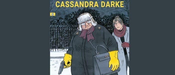 """Cita de libros   """"Cassandra Darke"""": los nuevos caminos de la redención en una contemporánea versión de """"Canción de Navidad"""""""
