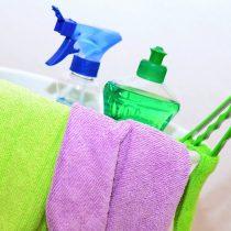 Llaman a no relajarse con la desinfección del hogar y personal