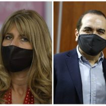 Ofensiva de la derecha desata ola de candidaturas en la ex Concertación: Rincón y Undurraga se inscriben en la DC, en el PS recurren a Elizalde y radicales a Maldonado