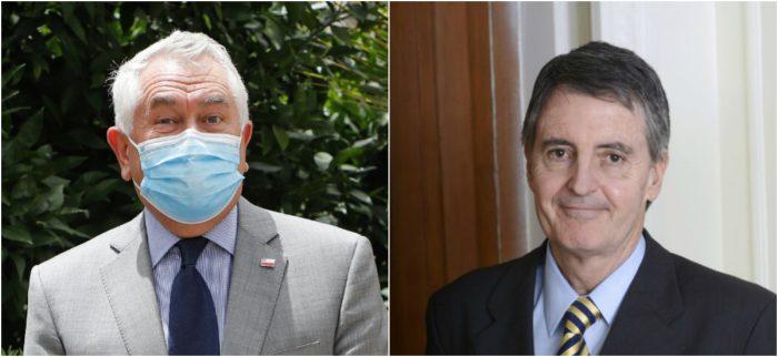 Ministro Paris evita polemizar con presidente de la CNC tras críticas por manejo de la pandemia y Minsal evalúa modificaciones al Plan Paso a Paso para beneficiar al comercio