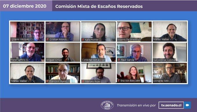 Día clave para los pueblos originarios: Siga en vivo la Comisión Mixta que vota los escaños reservados en la Convención Constitucional