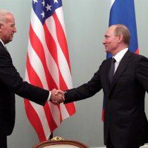 Putin felicita finalmente a Biden por su victoria en las elecciones de Estados Unidos y lo llama a cooperar