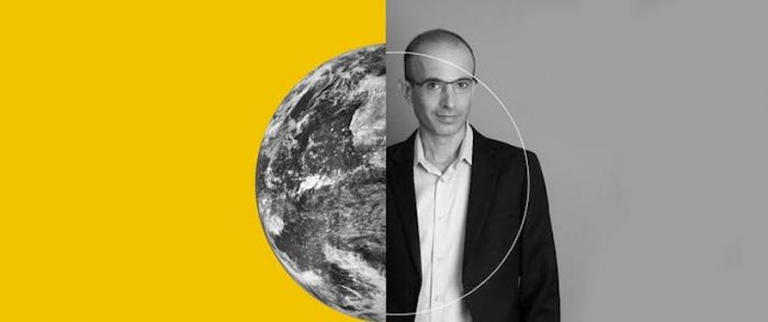 """Harari: """"Nos esperan cosas muchísimo peores que la covid-19 si no tratamos el problema medioambiental"""""""