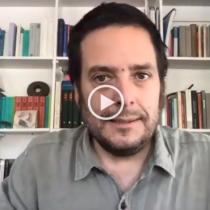 """Hugo Herrera, filósofo, y la nueva Constitución: """"En los dos tercios se juega el destino de la República"""""""