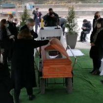 Contraloría no detecta incumplimiento de las medidas sanitarias durante el funeral del arzobispo Bernardino Piñera
