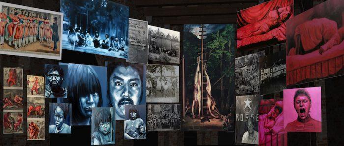 """""""Miradas Alteradas"""" la muestra de Voluspa Jarpa que representó a Chile en la Bienal de Venecia se exhibe en MNBA"""