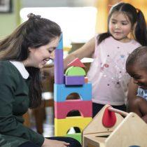 Estudio proyecta que podrían faltar cerca de 6.700 educadores de párvulos para 2025